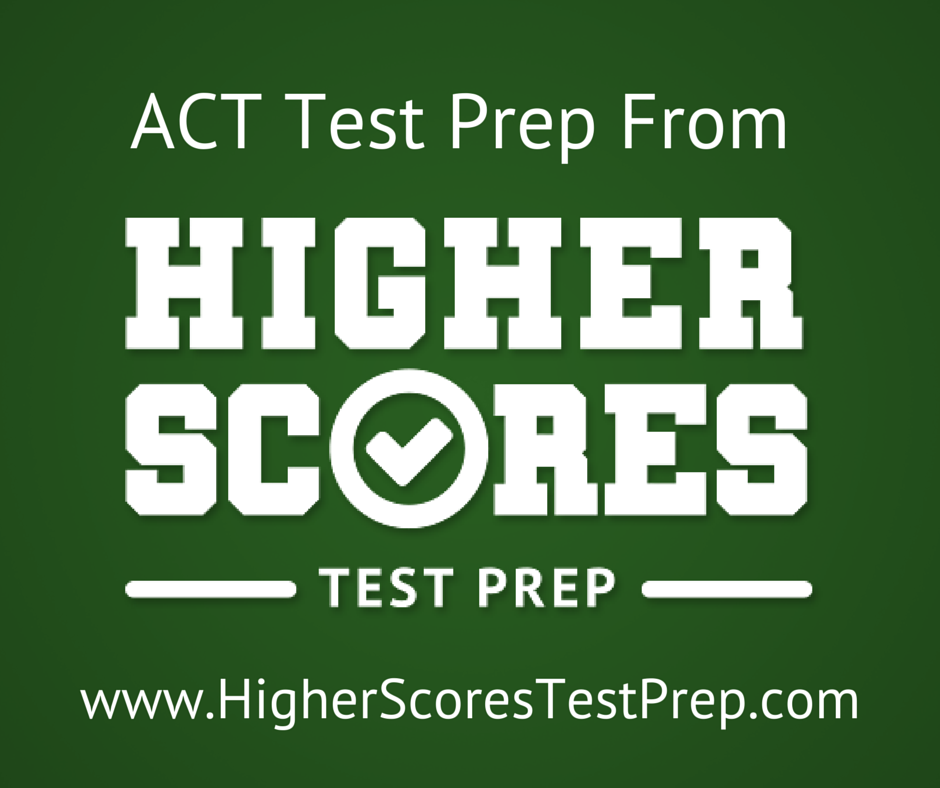 Free Study Guide for the ACT - Union Test Prep