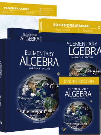 Jacobs Algebra Kit
