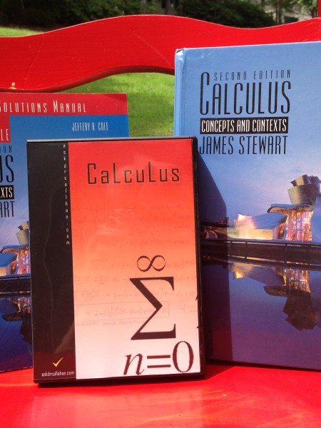 Homeschool Calculus - high school math