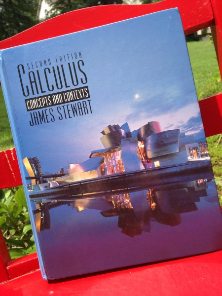 Homeschool Calculus - high school math - Calculus by Stewart