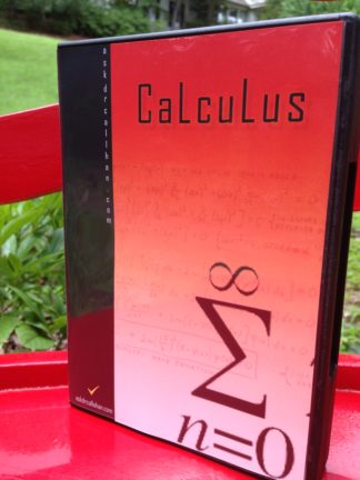 Homeschool Calculus - high school math - Calculus videos - Stewart